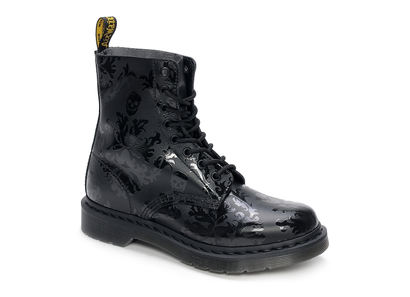 chaussures montantes doc martens cassidy. Black Bedroom Furniture Sets. Home Design Ideas