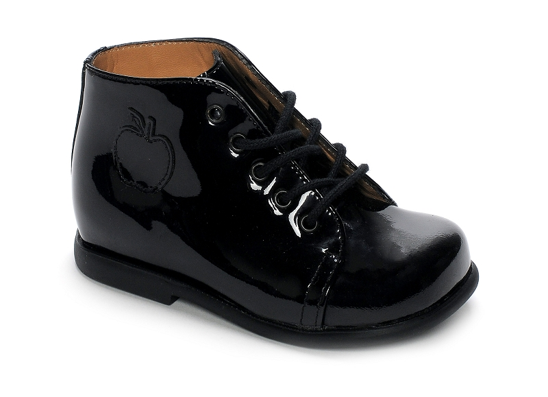 Chaussure bebe fille vernis noir - Chaussure timberland bebe fille ...