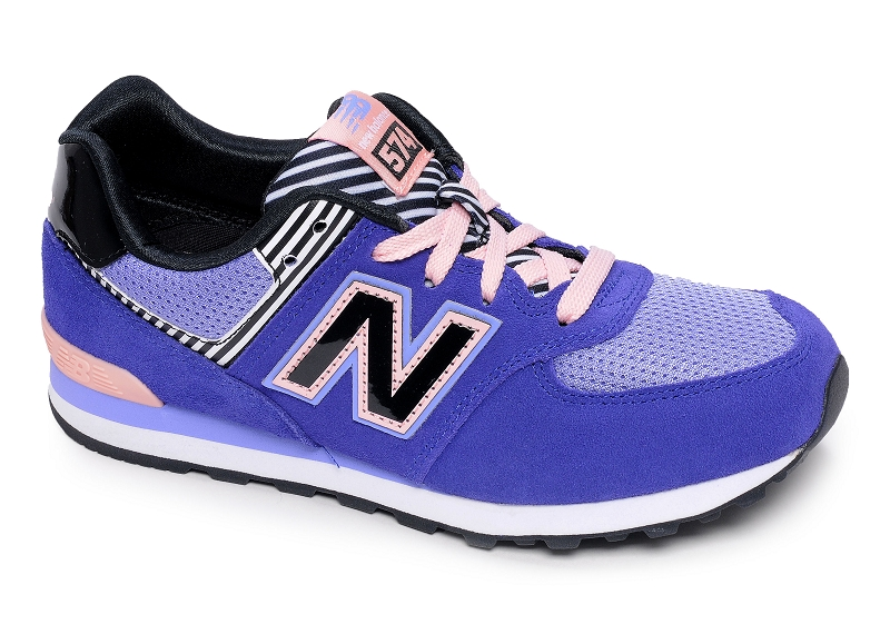 new balance enfants rose