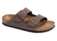 BIRKENSTOCK ARIZONA<br>marron