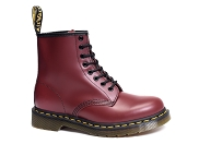 DOC MARTENS 1460 SMOOTH<br>rouge