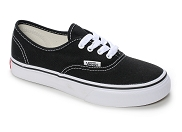 VANS AUTHENTIC ENFANT<br>noir