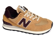 NEW BALANCE ML574<br>rouge
