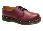 DOC MARTENS 1461 SMOOTH<br>rouge