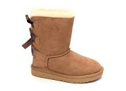 UGG BAILEY BOW 2<br>marron