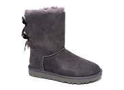 UGG BAILEY BOW 2<br>gris