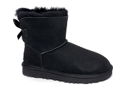 UGG MINI BAILEY BOW 2<br>noir