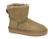 UGG MINI BAILEY BOW 2<br>kaki