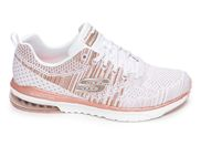 SKECHERS SKECH AIR INFINITY STAND OUT<br>blanc