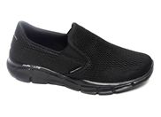 SKECHERS EQUALIZER DOUBLE PLAY<br>noir