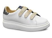 SERAFINI JIMMY CONNORS VELCRO<br>blanc