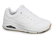SKECHERS UNO STAND ON AIR W<br>blanc