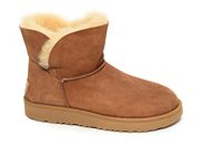 UGG CLASSIC CUFF MINI<br>marron