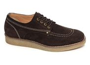 KICKERS ZELAND<br>marron
