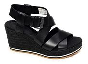 TIMBERLAND NICE COAST ANKLE STRAP<br>noir