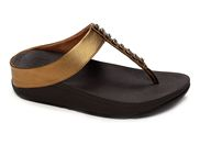 FITFLOP FINO TREASURE<br>marron