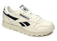 REEBOK CL LEATHER MU CHALK<br>blanc