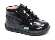 KICKERS BILLISTA ZIP<br>noir