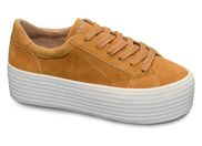 NO NAME SPICE SNEAKER GOAT<br>orange