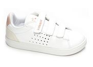 LE COQ SPORTIF COURTSTAR INF SHINY<br>blanc