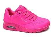 SKECHERS UNO NIGHT SHADES<br>rose