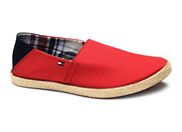 EASY SUMMER SLIP ON 0569<br>Rouge