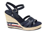 TOMMY HILFIGER SEQUINS HIGH 4843<br>bleu