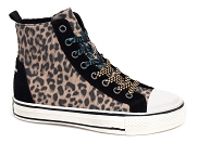 ASH GENIAL PUNK CHEETA<br>marron
