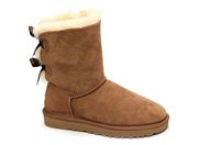 UGG K BAILEY BOW<br>marron