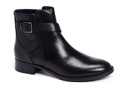 CLARKS HAMBLE BUCKLE<br>noir