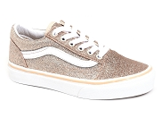 VANS UY OLD SKOOL GLITTER<br>rose