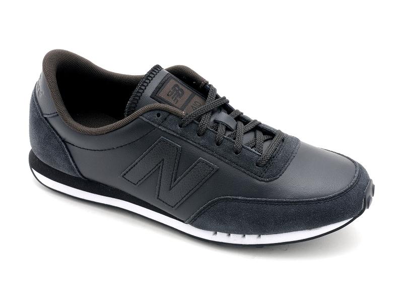 new balance cuir noir
