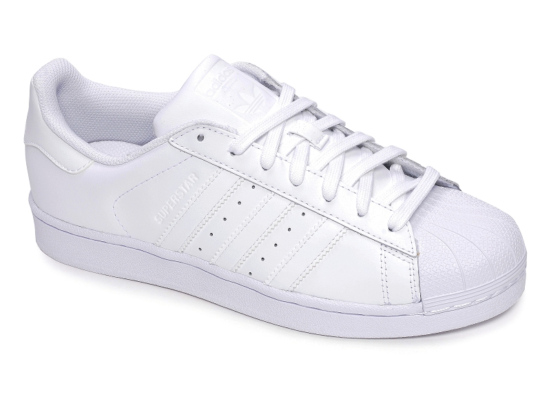 adidas superstar blanc