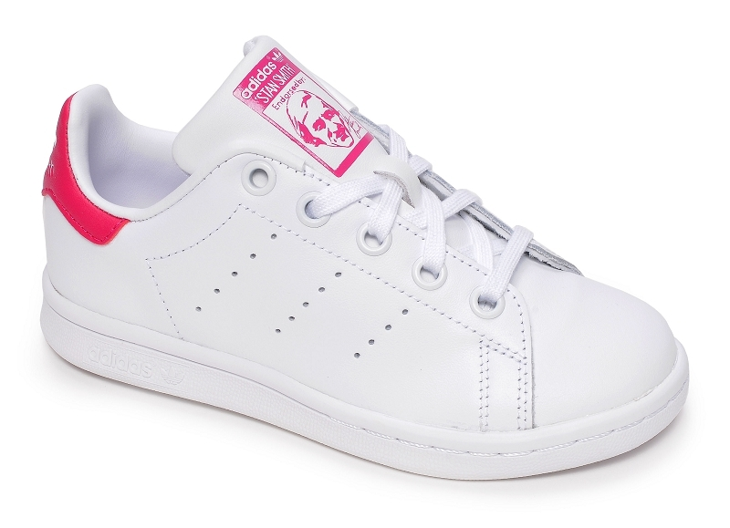 adidas stan smith basket fille blanc 30