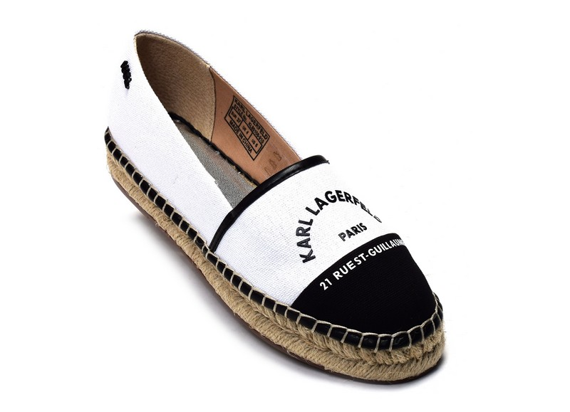 Karl lagerfeld chaussures espadrilles Kamini maison6668001_5