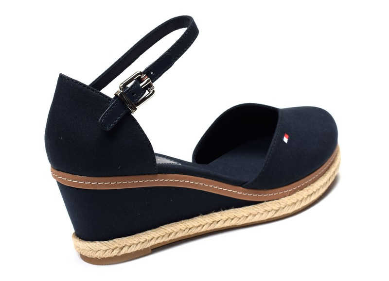 Tommy hilfiger sandales compensees Basic closed toe 47876719001_2