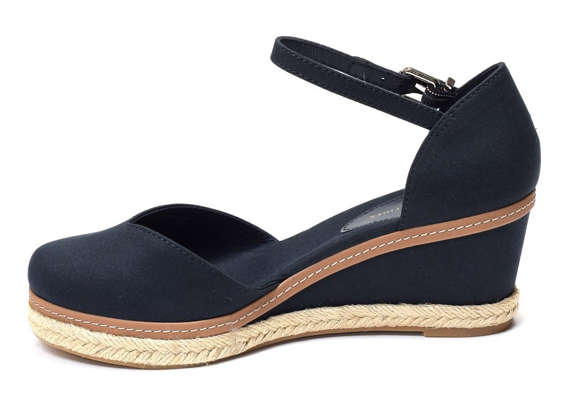 Tommy hilfiger sandales compensees Basic closed toe 47876719001_3