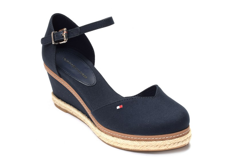 Tommy hilfiger sandales compensees Basic closed toe 47876719001_5